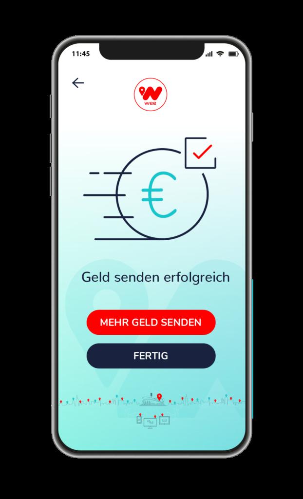 Finanzservice von morgen - heute kontaktlos Bezahlen